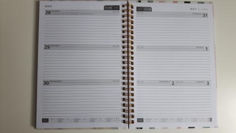 Poundland Academic Diary